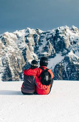 Семейная пара, отель  Nationalpark Lodge Grossglockner (Хейлигенблут):